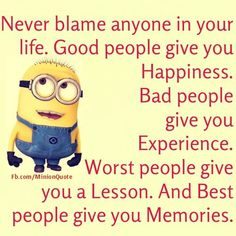 These little Minion's are pretty smart!! LOL! This is a good one!