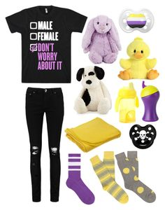 Non-Binary Pride (cgl, cglre) Lgbt, Pretty Outfits, Cool Outfits, Looks Kawaii, Space Outfit, Pansexual Pride, Pride Outfit, Age Regression, Little Boy Outfits