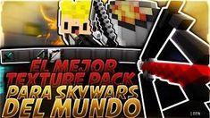 EL MEJOR TEXTURE PACK del MUNDO para SKYWARS y RUSHEAR Texture Packs, Minecraft, Packing, Videos, Diy, World, Get Well Soon, Bag Packaging, Bricolage