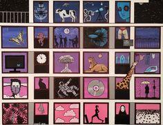 """491 kedvelés, 2 hozzászólás – Horváth Kincső Art (@horvathkincso_art) Instagram-hozzászólása: """"Egy nap a társasházban (akril, vászon, 2020) 💜 Eddig ezzel a festménnyel dolgoztam a legtöbbet.…"""" Egy Nap, Alexander Mcqueen Scarf, Art, Instagram, Art Background, Kunst, Performing Arts, Art Education Resources, Artworks"""