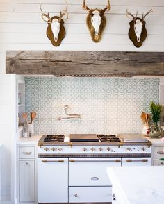 Kitchen love via @so