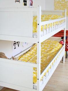 Kerrossängyt Bunk Beds, Toddler Bed, Retro, Furniture, Ideas, Home Decor, Home, Child Bed, Decoration Home