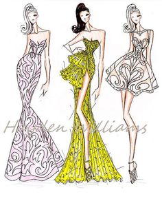 Hayden Williams Haute Couture Spring-Summer 2012 collection