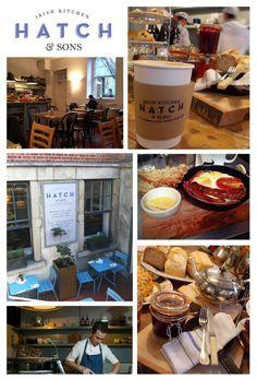Hatch & Sons, Cafe/restaurant - Dublin, Ireland