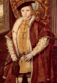 Edward VI, who died at age 16
