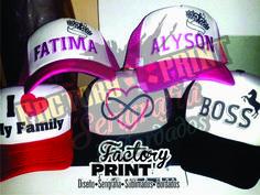 Gorras Personalizadas. $45 a partir de 12 piezas.(mayoreo) $60 una pieza.