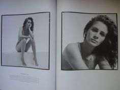Brigitte Lacombe for Acne Paper Julia Roberts