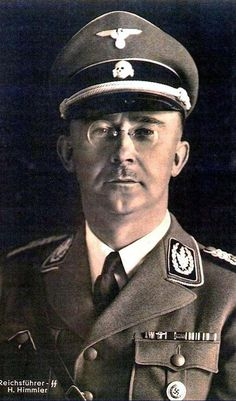 """Himmler told a closed meeting of the SS in 1942: """"Unfortunately, the most glorious chapter in German history must remain unwritten, and unknown for the next one thousand years."""" He was speaking, of course of the Final Solution. Hitler, Himmler and other top Nazis who designed the extermination of the Jews did not feel shame for their actions; they worried how German civilians might react."""