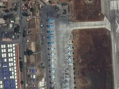 BEIRUT, LEBANON (2:10 P.M.) - Recent satellite images (dated July 15, 2017) of the Khmeimim Airbase in Syria's Latakia Governorate have surfaced on social