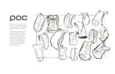 POC backpack by Scott Pancioli, via Behance.