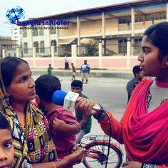 #ChildJournalist #ReportTime