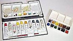 How to Choose Between Pan and Tube Watercolor Paints