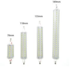 1.76$  Watch here - http://ali529.shopchina.info/go.php?t=32704594138 - Lamparas R7S LED Corn 78mm 118mm 135mm 189mm Light 2835SMD Bulb 7W 15W 20W 25W 85-265v 360 Degree Replace Halogen Lamp Bombillas 1.76$ #aliexpress