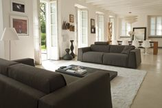 Sofa beds | Seating | Parker | Milano Bedding | Alessandro Elli. Check it out on Architonic