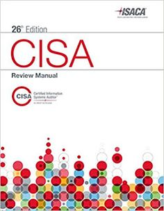 Get free download ebooks cisa certified information systems auditor cisa review manual 26th edition fandeluxe Image collections