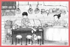 The Story Of A Little Boy by chuunin7.deviantart.com on @DeviantArt