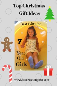 Christmas gift ideas for girls age 7