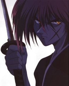 Art of Samurai X (Rurouni Kenshin) Rurouni Kenshin, Kenshin Anime, Manga Anime, Got Anime, Anime Demon, Anime Art, Roronoa Zoro, Totoro, Studio Ghibli