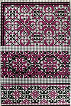#Ukrainian #embroidery Cross Stitching, Cross Stitch Embroidery, Cross Stitch Designs, Cross Stitch Patterns, Hand Embroidery Design Patterns, Tapestry Crochet Patterns, Towel Embroidery, Palestinian Embroidery, Cross Stitch Boards