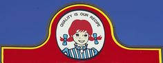 A rare update to Wendy's logo. Aiming to become a higher-end burger chain, the company rolls out a new look. But will Wendy\'s use grass fed beef? - www.PaulFDavis.co... (mailto:info@PaulF...) health coach for wellness body-mind-spirit.