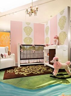 11 Gorgeous Nursery Designs By Bel Bambini