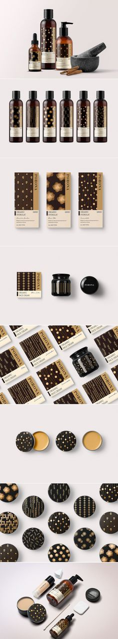 Porona Skin Care Product Packaging by Ying He and Heng Wang   Fivestar Branding Agency – Design and Branding Agency & Curated Inspiration Gallery  #beauty #packaging #packagedesign #branding #design #behance #pinterest #dribbble #fivestarbranding