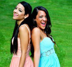 @PinkPrincessGAB and @nikidemarrrr I love you girlies! I love watching your videos