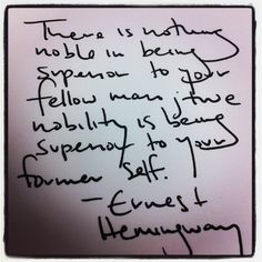 ernest hemingway quotes - Google Search