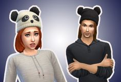 sssvitlans:  Pumped Up Pom Pom Hat Conversion by Kiara24I received a request to convert this hat from Sims 3 Store to Sims 4.Is available in casual, athletics, swimwear and sleepwear, with 10 options (teen to elder, Male and Female).http://mystufforigin.blogspot.pt/2015/07/pumped-up-pom-pom-hat-conversion.html
