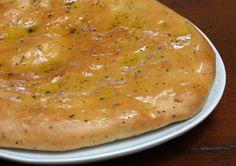 This recipe makes a focaccia loaf for 4, a delicious flat bread recipe made in…