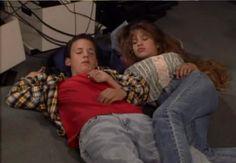 Corey & Topanga