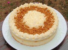 Gâteau yaourt crème mousseline chocolat blanc