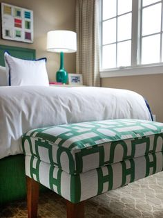HGTV Smart Home 2014 Guest Bedroom