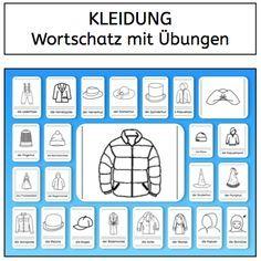 die 25 besten bilder von schule daz kleidung german language german language learning und. Black Bedroom Furniture Sets. Home Design Ideas