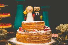 Casamento | Larissa + Ricardo | Vestida de Noiva | Blog de Casamento por Fernanda Floret