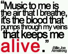 Music is as much a part of my soul as you are <3