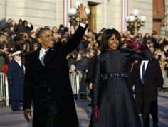 President Barack Obama put training more math and science teachers and taking big steps to boost school safety high on his second-term wish list. Mr Obama, Michelle And Barack Obama, Inaugural Speech, First Black President, Beautiful Evening Gowns, Black Presidents, American Presidents, Celebs, Celebrities