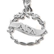 Alpha Gamma Delta Milestone Pieces: 10 Year Charm  Initiated into Theta Nu chapter 10 years ago this November! I feel old!