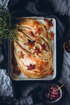 Vege-Wellington joulupöytään (V) – Viimeistä murua myöten Deli, Food Inspiration, Bread, Brot, Baking, Breads, Buns