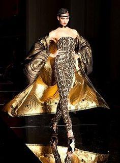 Jean Paul Gaultier Haute Couture Autumn 2012