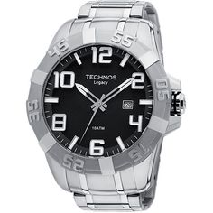 [SUB] Relógio Technos Legacy 2315AAZ/1P R$211 no boleto ou 8x de R$29