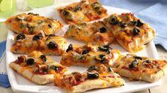 Spicy Mexican Pizza...Happy Cinco De Mayo