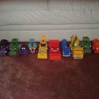 Bob the builder collection of vehicles for sale - Potters Bar - Hertfordshire - Toys & Games - Show Ad | Online Car Boot Sale UK