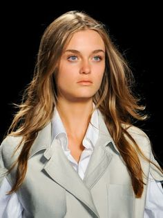 Spring 2014 Hair Trends, catwalk, hair style