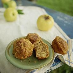 Apple 'n Spice Muffins | MyRecipes.com