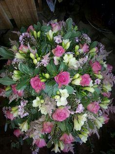 Biedermeijer roze