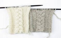 Aprende a tejer trenzas a dos agujas con este tutorial paso a paso con imágenes y video. Tienda de Lanas y Blog Paca La Alpaca