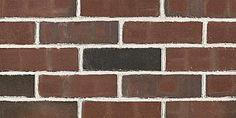 Rustic Burgundy with White Mortar - Glen-Gery Brick Rustic Pine Furniture, Rustic Decor, Main Door, Tile Floor, Brick, Burgundy, Exterior, Building, Ambulance