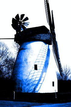Windmühle Todtenhausen, Valentinsmühle, ERd-Holländer von 1858