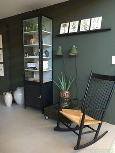 Living Room Green, Green Rooms, Bedroom Green, Living Room Interior, Home Living Room, Living Room Decor, Hall Interior Design, Küchen Design, House Rooms